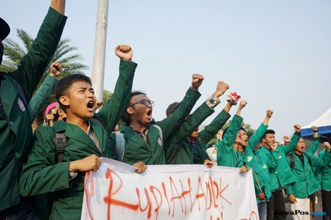 Fadli Zon: Kalau Masih Mahasiswa, Saya yang Bergerak Paling Depan