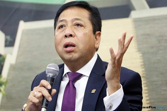 Fahri Hamzah Ungkap, Setya Novanto Sengaja Menghidar ke Wartawan