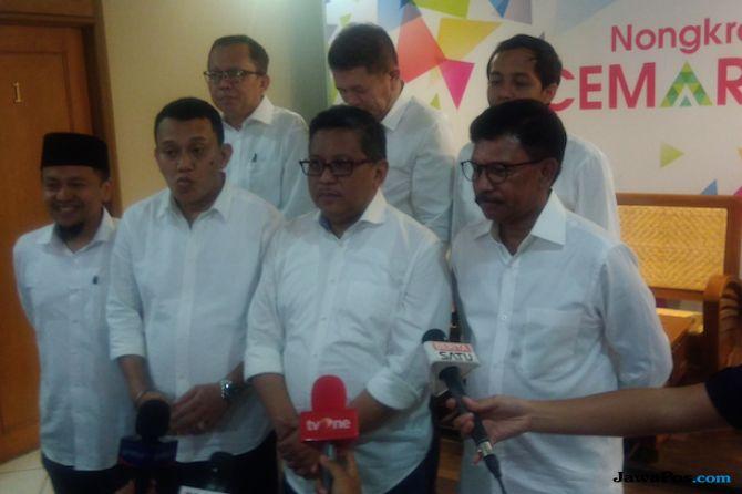 Tim Pemenangan Jokowi - Ma'ruf