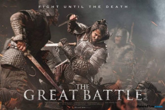 Film 'The Great Battle' Siap Geser 'Along With The Gods: Last 49 Days'