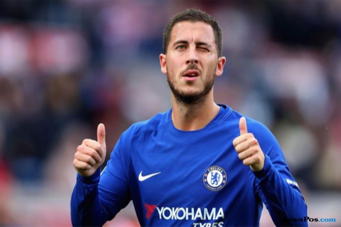 Chelsea, bursa transfer pemain, real madrid, eden hazard