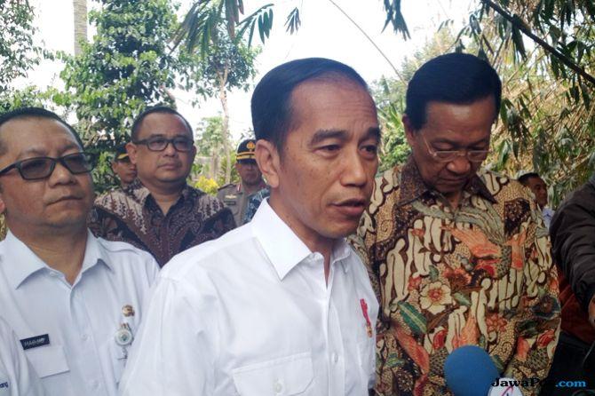 Fokus Pembangunan Manusia, Jokowi Naikkan Dana Desa