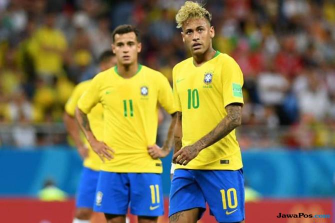 Piala Dunia 2018, Brasil, Serbia