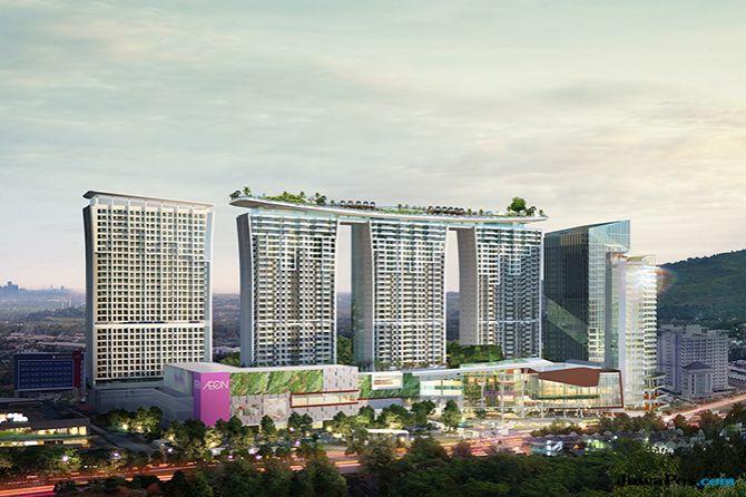 Gaet Dua Investor Asal Jepang, Sentul City Bangun Apartemen Opus Park