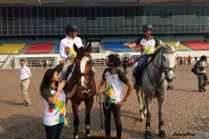 Gagah Tunggangi Kuda, Sandi: Mirip Sama Punya Pak Prabowo
