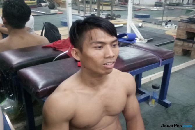 Deni, angkat berat, Indonesia, Asian Games 2018