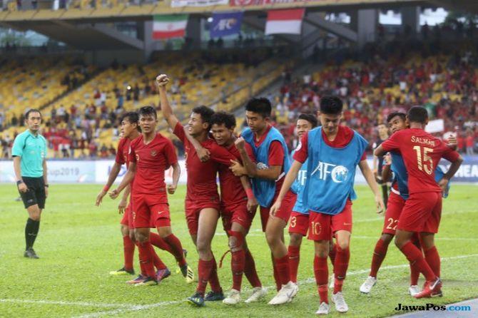 Timnas U-16 Indonesia, Fakhri Husaini, Piala Asia U-16 2018