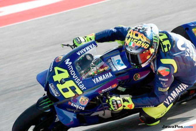 MotoGP, Yamaha, Valentino Rossi
