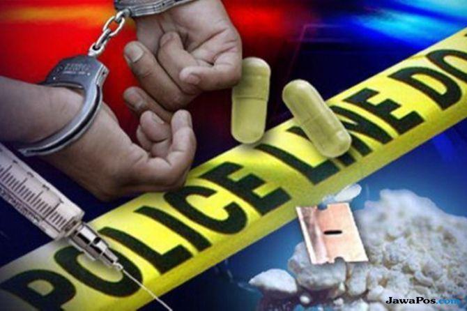 Gagalkan Peredaran 17 Kg  Sabu, Polisi Tembak Mati 2 Kurir Narkoba