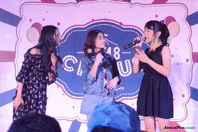 Games Mempertebal Atmosfer Keakraban Fans dan Member JKT48