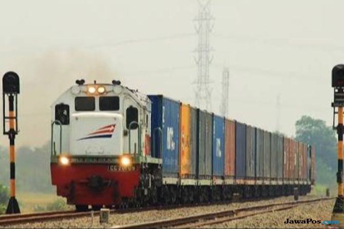 Gandeng Perusahaan Truk, KAI Beri Tarif Efisien Buat Angkutan Logistik