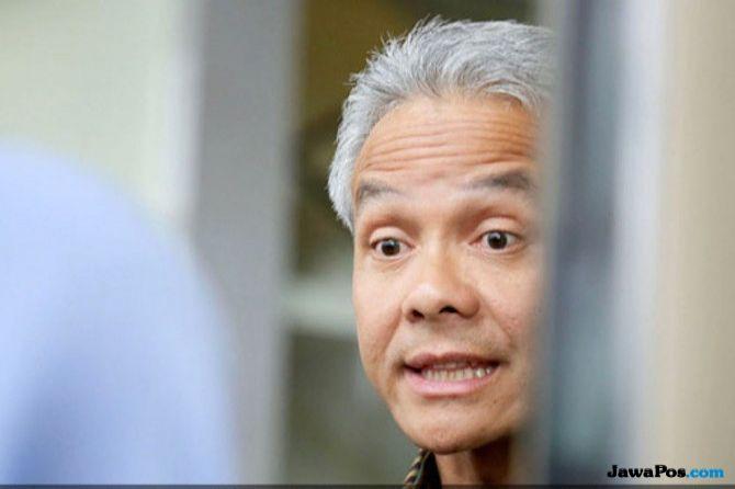 Ganjar Pranowo Unggul Sementara Atas Sudirman Said di Pilgub Jateng