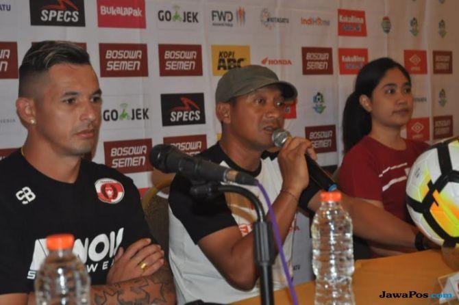 I Putu Gede, Perseru Serui, PSM Makassar, Liga 1 2018