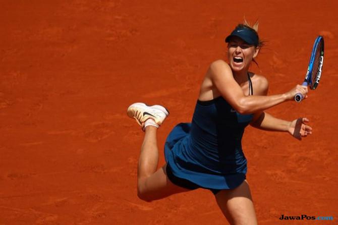 Tenis, Prancis Terbuka 2018, Maria Sharapova, Caroline Garcia, Jelena Ostapenko, Garbine Muguruza, Simona Halep, Serena Williams, Caroline Wozniacki