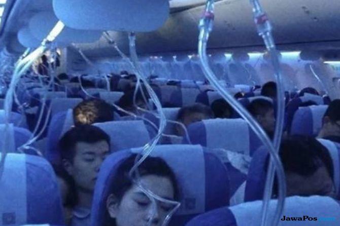 Gara-gara Co Pilot Merokok, Pesawat Air China Hampir Mendarat Darurat