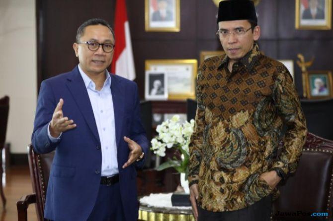 Gara-gara Dukung Jokowi, TGB Diminta Mundur dari Demokrat?