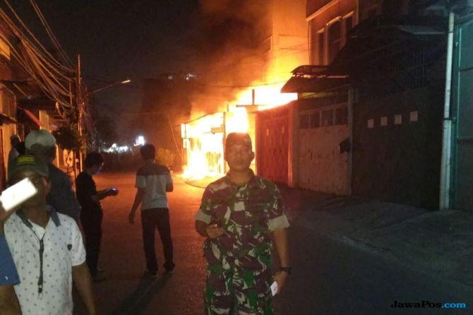 Gara-gara Hio Rumah Senilai Rp 500 Juta Ludes Terbakar