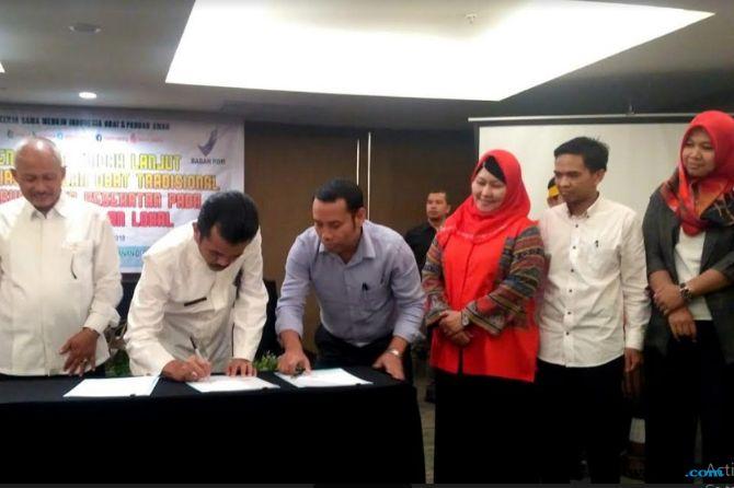 Gara-Gara Iklan Obat Kuat, Televisi Lokal di Padang Kena Tegur