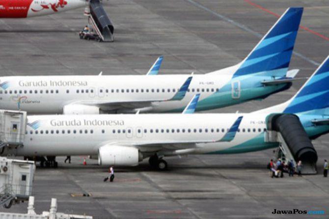 Garuda Indonesia siapkan tiga penerbangan ekstra Lombok -Denpasar
