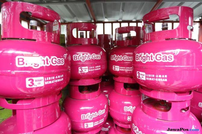 Gas 3 Kg Nonsubsidi Dipasarkan di Kawasan Elite dan Apartemen
