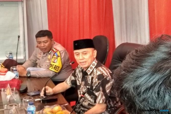 Gebrakan Pertama Iwan Bule Jadi Penjabat Gubernur Jabar