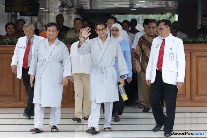 Jubir Prabowo-Sandi Gelar Rapat Perdana, PAN Utus Pak Eko