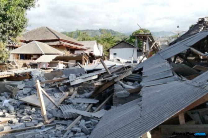 Gempa  Sr Guncang Ntt Tidak Berpotensi Tsunami