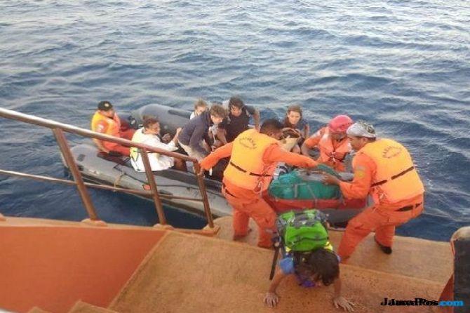 Gempa 7 SR Guncang Lombok, 7 Orang Wisatawan Tewas di Gili Trawangan