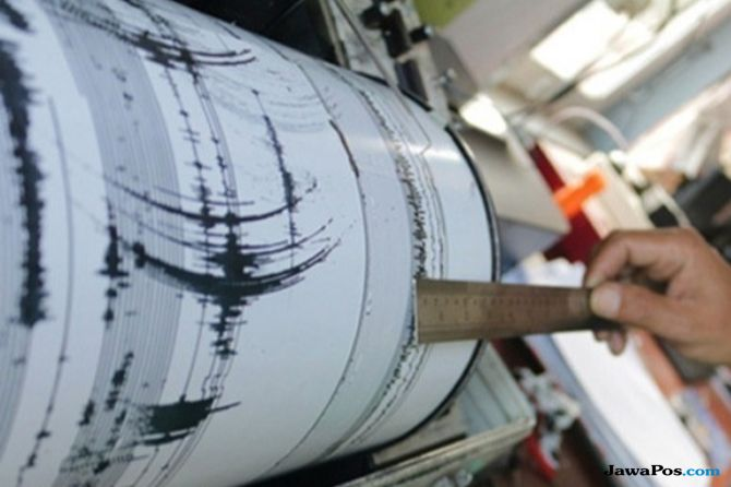 Gempa Iran Hancurkan 500 Bangunan