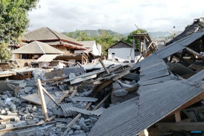 Hasil gambar untuk lombok gempa
