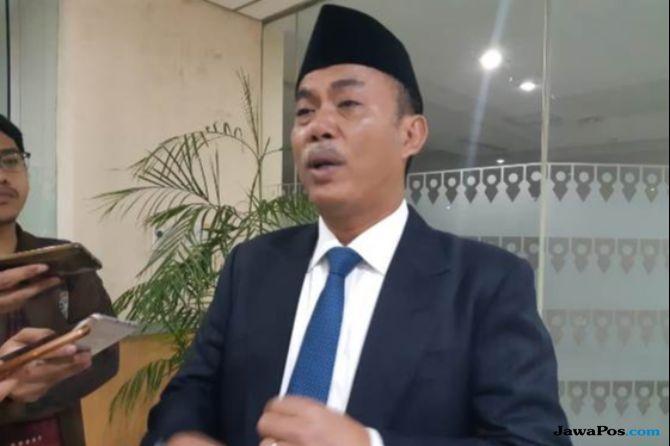 Ketua DPRD DKI Jakarta, Prasetio Edi Marsudi