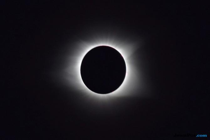 Gerhana, NASA Sebut Ukuran Bulan Lebih Besar 30 Persen