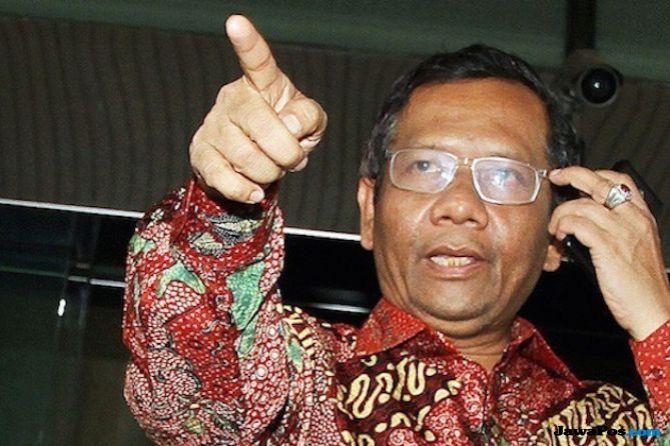 Gerindra: Pernyataan Mahfud Menunjukkan Jokowi Tak Punya Pendirian