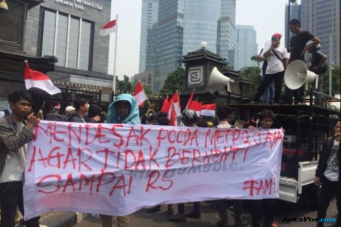 Geruduk PMJ, FAMI Minta Polisi Usut Tuntas Kasus Ratna Sarumpaet