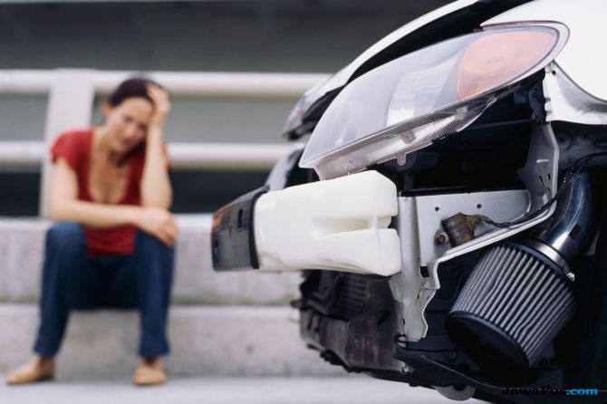 Gila, Suami Gugat Istri Akibat Tak Injak Rem saat Kendarai Mobil