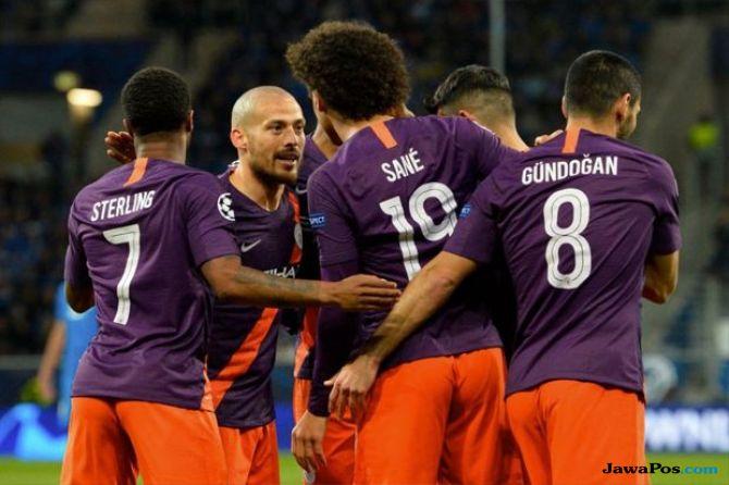 Liga Champions, Manchester City, Hoffenheim
