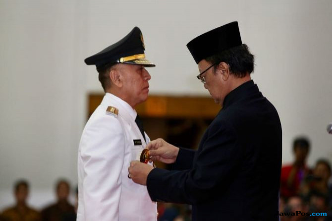 Golkar Bakal Awasi Kerja Iwan Bule sebagai Penjabat Gubernur Jabar