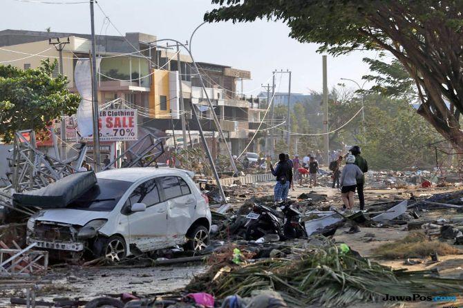 Golkar Kirim 100 Relawan Bantu Korban Bencana Sulteng