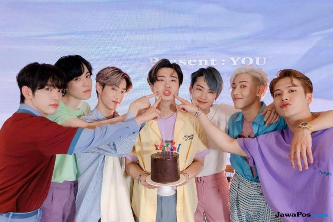 GOT7 Sebut Miliki Pendapatan Tertinggi di JYP Entertainment