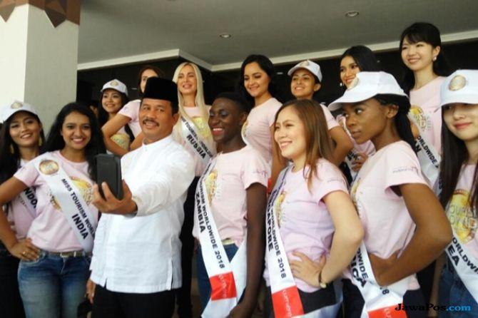 Grand Final Miss Tourism Worldwide 2018 Digelar di Batam
