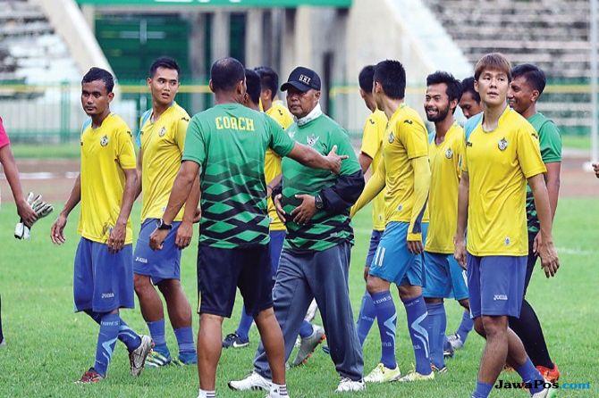 GU Gaet Goran dan Mantan Gelandang Bali United
