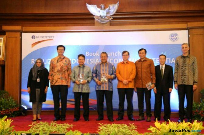 Gubernur BI Puji Buku Pandangan IMF Soal Kajian Perekonomian Indonesia