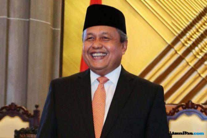 Gubernur BI Ucap Alhamdulillah Saat Rupiah Tak Lagi Loyo Terhadap USD