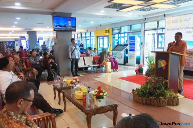 Gubernur Sumbar Sebut Harga Tiket Garuda Indonesia Mahal