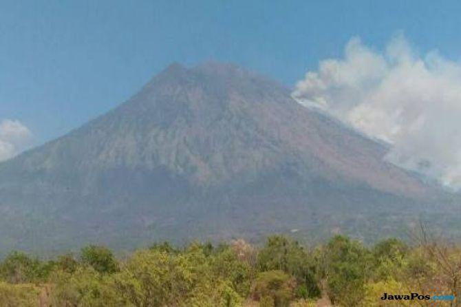Gunung Agung Kembali Erupsi, Bandara Ngurah Rai Tetap Beroperasi