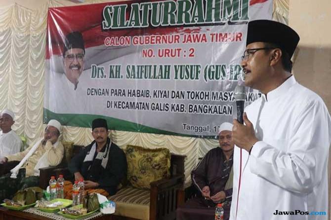 Gus Ipul Akan Jadikan Madura Pusat Ekonomi Syariah