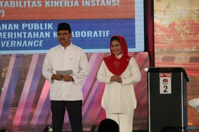 Gus Ipul Janjikan Konsep Pemerintahan Kolaborasa