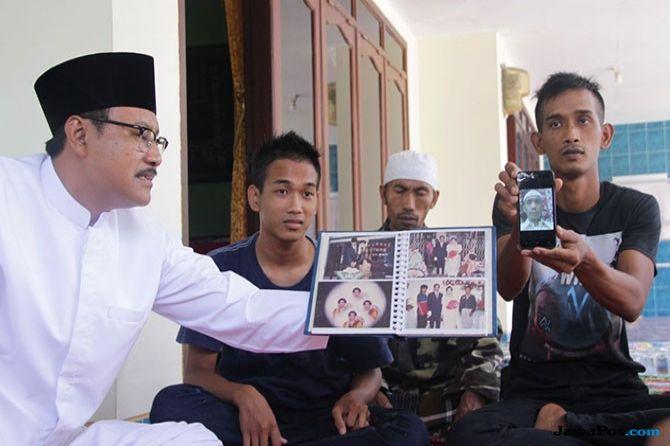 Gus Ipul Takziah ke Kediaman TKI yang Dieksekusi Mati di Arab Saudi