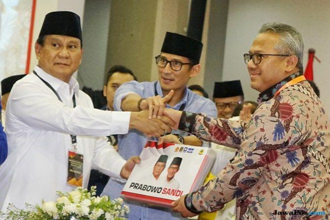 Habiburokhman: Di Suhu 19 Derajat Saja Prabowo Buka Baju