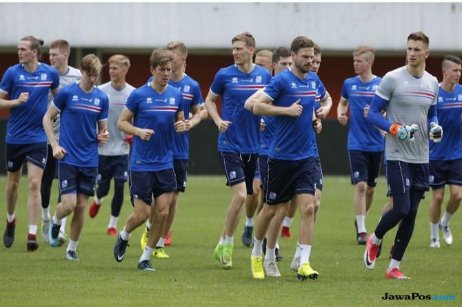 Hadapi Indonesia Jadi Tolok Ukur Islandia di Piala Dunia 2018